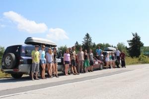 TE Kosovo 2015 - srpen / FE Kosovo - August / Екскурсия Косово 2015 - август